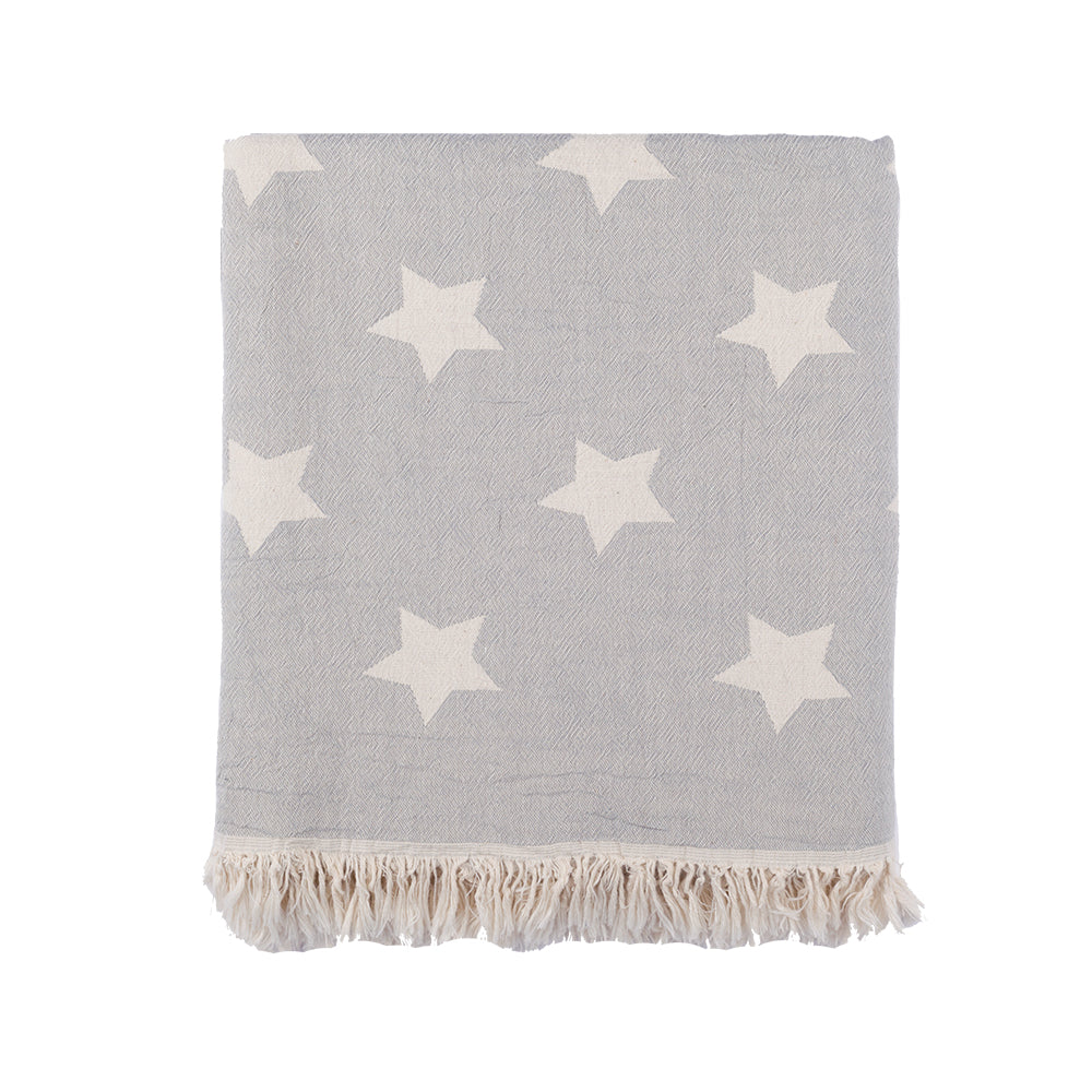 Starbright Fleece Throw