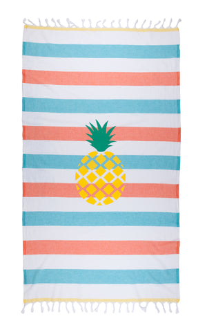 Pineapple Thin Towel
