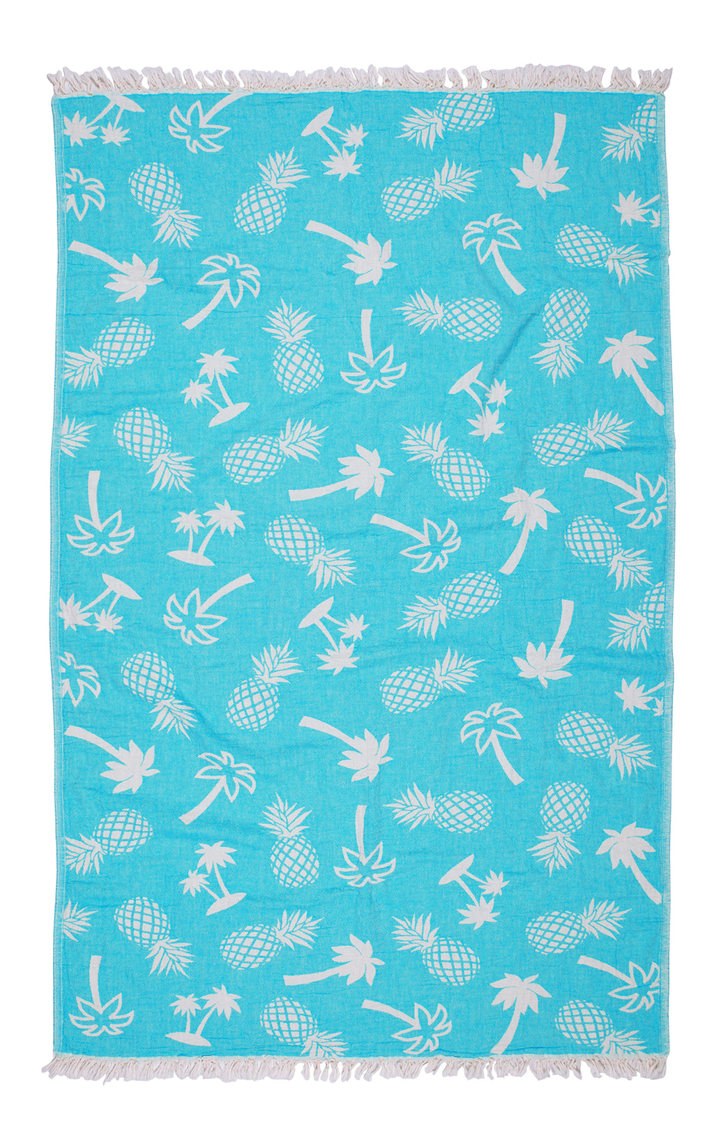 Road Trip Palm Beach Towel - Turquoise