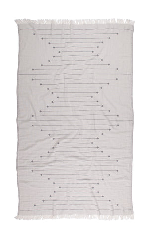 Connecting Dots Towel