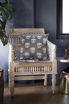 Smiling Skulls Cushion Cover