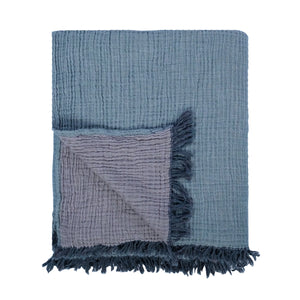 Breeze Throw - Garden Green