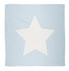 throw, blue, star, guiding star, gifts, baby, kids, blue, blanket