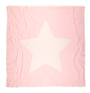 kids, stars, star, guiding star, gift, baby , throw, blanket, pink, girls
