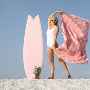 Road Trip Palm Beach Towel