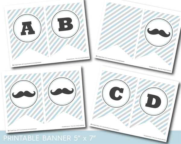 mustache banner, mustache decor, mustache baby theme, mustache birthday,  stache banner, stache decor, stache baby theme, stache birthday,  little man banner, little man decor, little man theme, little man birthday,  little man mustache banner,