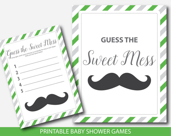 mustache diaper game, mustache sweet mess,  stache diaper game, stache sweet mess,  little man diaper game, little man sweet mess,  diaper game card sign, dirty diaper game, guess the sweet mess, sweet mess cards, sweet mess sign, diaper game card, diaper game sign,