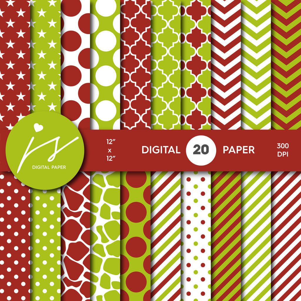 Green And Paper red and green chevron background - sola.hub-rural.co