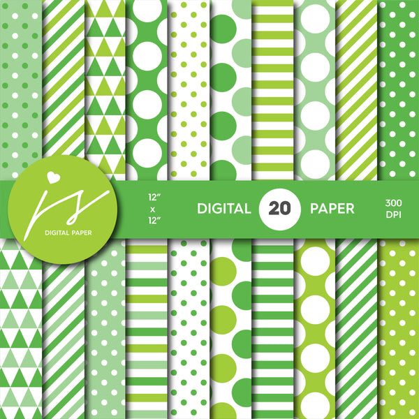 Green digital paper, MI-721