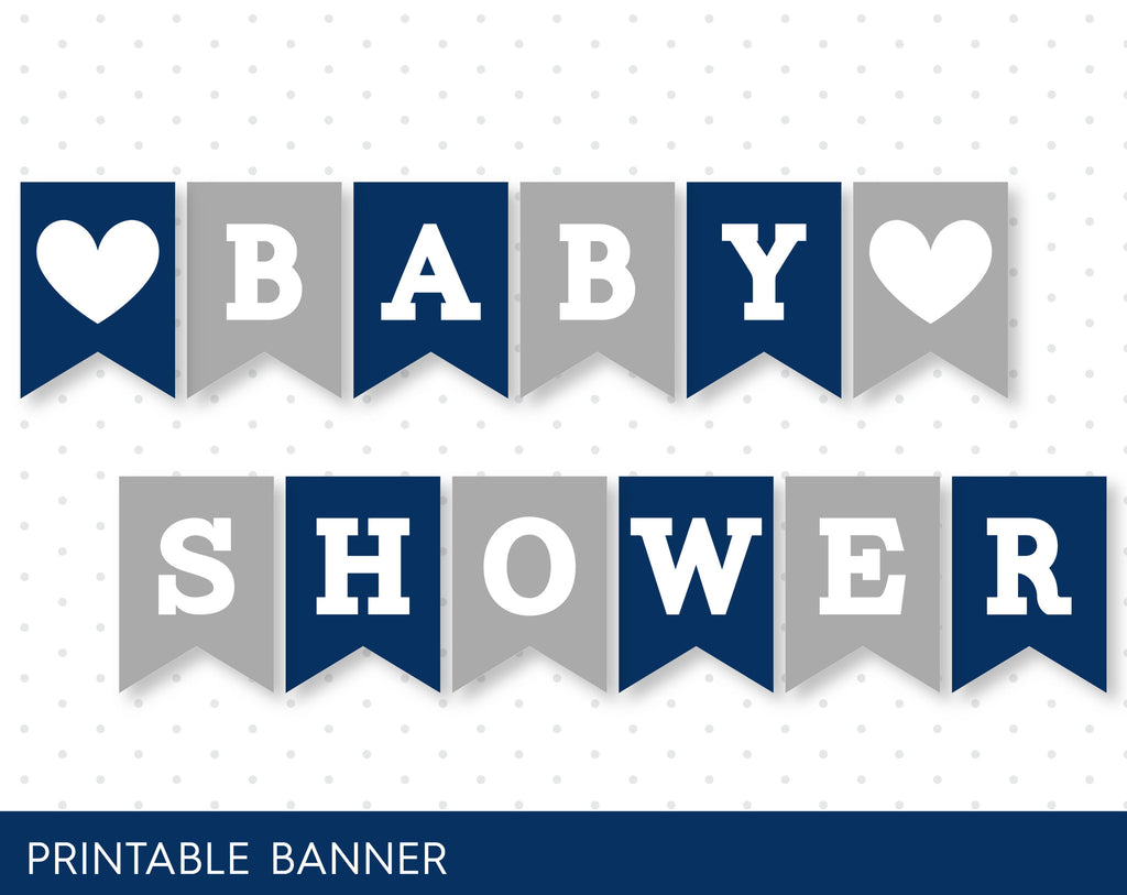 Printable Baby Shower Banners Images  Handicraft Ideas Home Decorating
