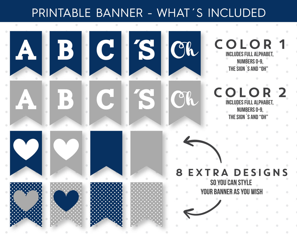 Baby banners free vatozozdevelopment baby banners free spiritdancerdesigns Image collections