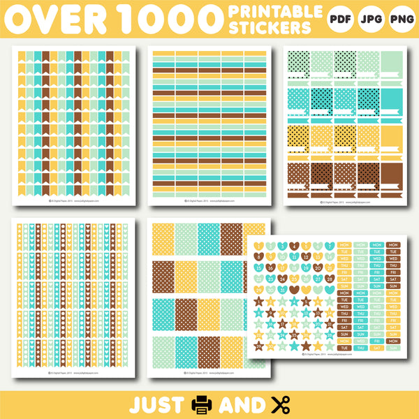 planner stickers, planner sticker kit, planner inserts, planner printable, stickers planner, sticker sheets,  clearance stickers, sticker sale, sticker pack, sticker set, sticker kit, stickers, digital stickers,  erin condren,  happy planner,  mambi planner,