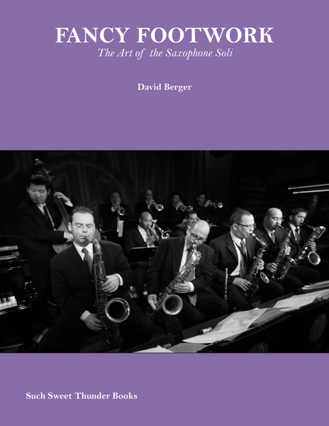 Fancy Footwork: The Art of the Saxophone Soli