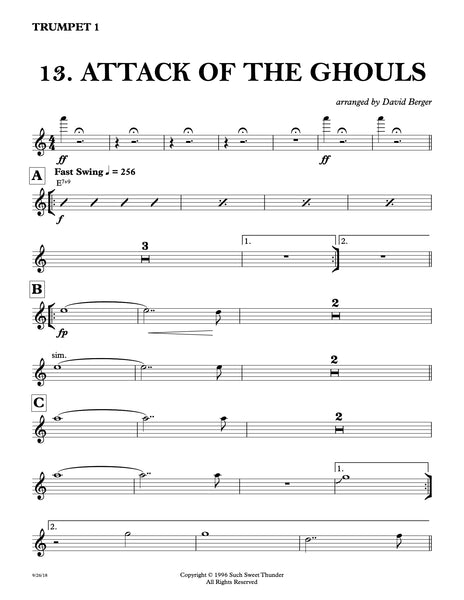 Attack of the Ghouls