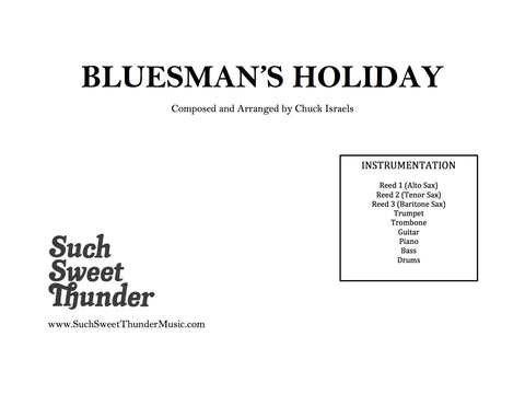 Bluesman's Holiday