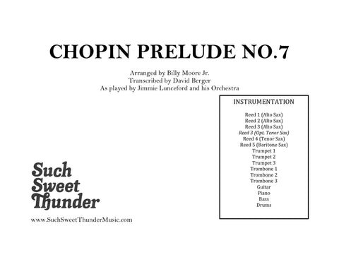 Chopin Prelude No.7