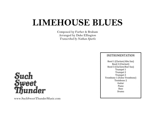 Limehouse Blues