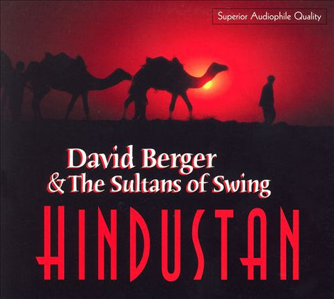 David Berger & The Sultans of Swing - Hindustan