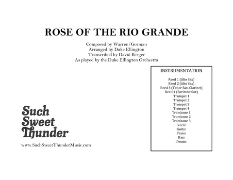 Rose Of The Rio Grande