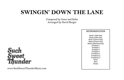 Swingin' Down The Lane