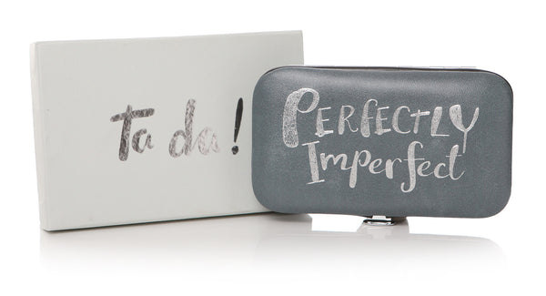 Perfectly Imperfect Manicure Set