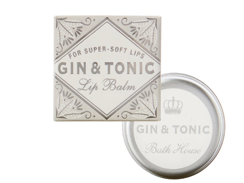 Lip Balm - Gin and Tonic