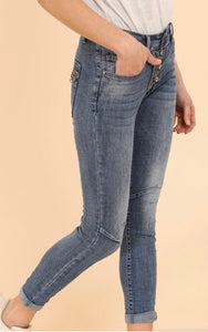 Melly & Co Jeans - Denim Blue