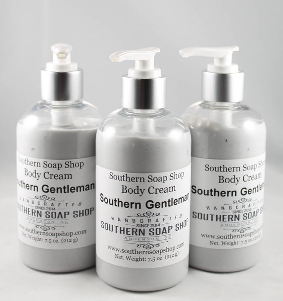 Southern Gentleman - Lotion