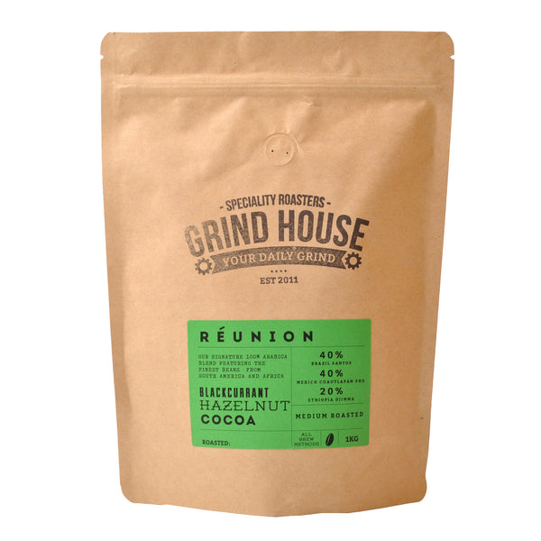 Grindhouse Reunion Signature Blend