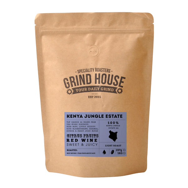 Grindhouse Kenya Jungle Estate AA