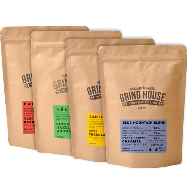 Grindhouse Blend Selection Box 4 x 1KG CASE