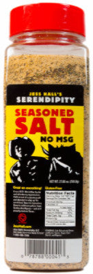 Serendipity Seasoned Salt - Without MSG