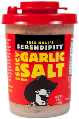 Spicy Garlic Salt