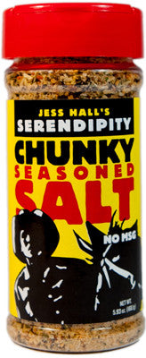 CHUNKY Seasoned Salt