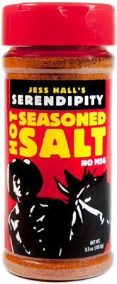 Hot Seasoned Salt