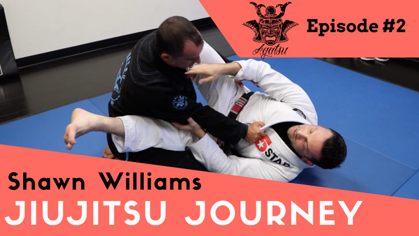 Jiujitsu Journey Episode #2 Shawn Williams