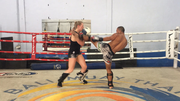 Agatsu meets Muay Thai in Bali