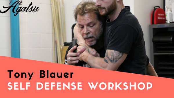 Self Defense Workshop with Tony Blauer
