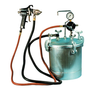 Astro 2-1/4 Gallon Pressure Tank with Spray Gun and 12 ft. Hose - ASTP2-4GH