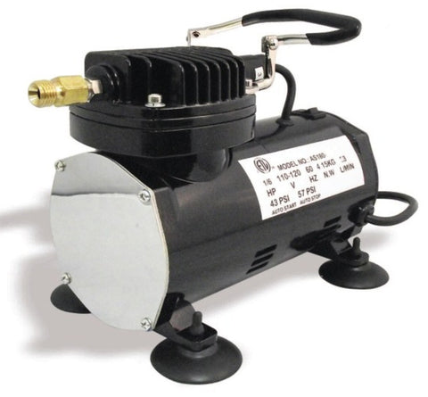 BADGER OIL-LESS DIAPHRAGM COMPRESSOR - BA180-15