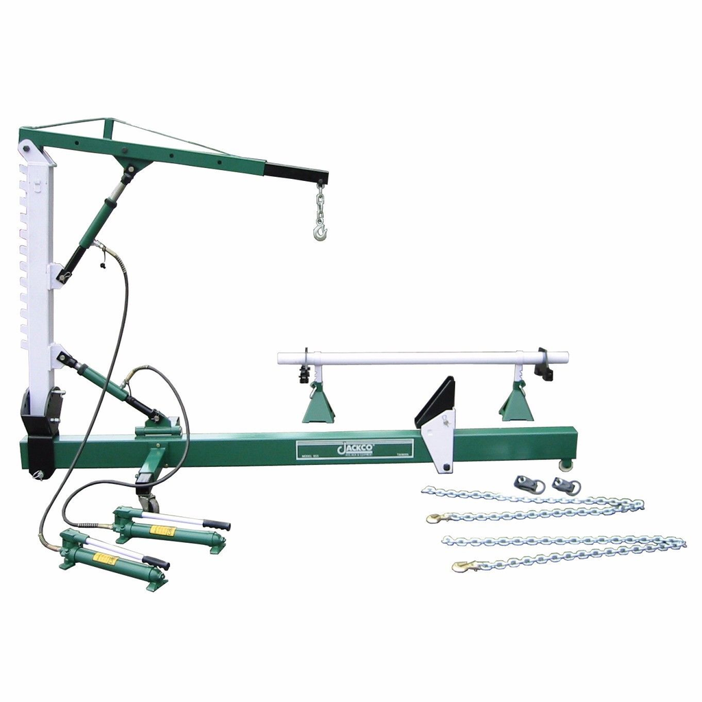 PORTABLE BODY & FRAME STRAIGNTNER W/UP PULL
