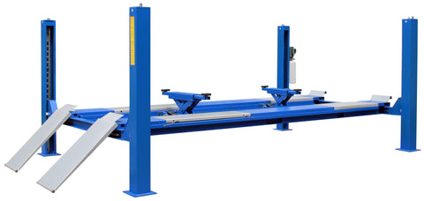 FP14KA-C 14,000lb Four Post Alignment Lift - Cable Driven -FREE SHIPPING