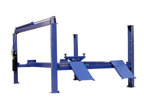 FP14KA 14,000lb Four Post Alignment Lift - Chain Driven - FREE SHIPPING