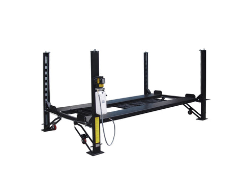 LiftTech LT-8K-XLT 8,000lb Four Post Auto Storage Lift - Longer/Higher