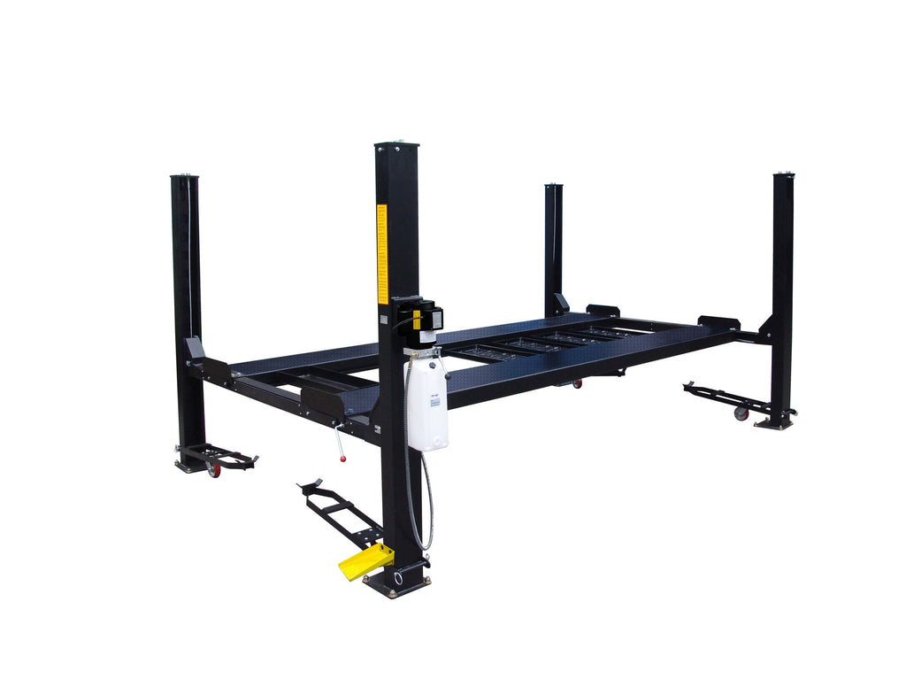LiftTech LT9K-XLT 9,000lbs 4 Post Auto Lift - Free Shipping