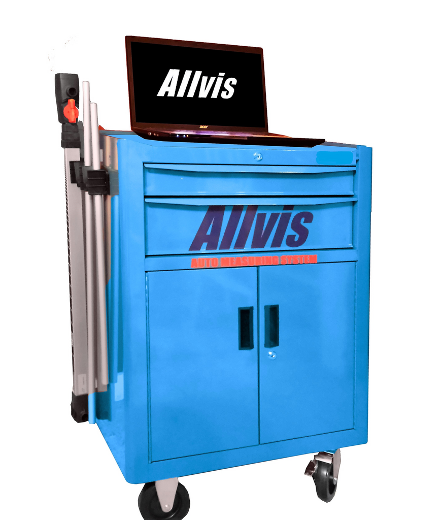 ALLVIS SYSTEM STORAGE CABINET - TB-2902-X -CABINET ONLY