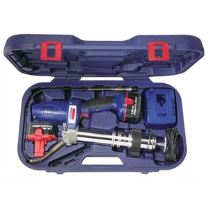 Lincoln 14.4 Volt Powerluber® Grease Gun Kit with 2 Batteries - LN1444