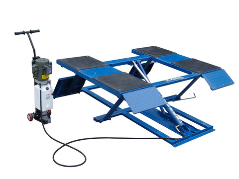 LR-26-PAD 6,000lb Low Rise Scissor Lift