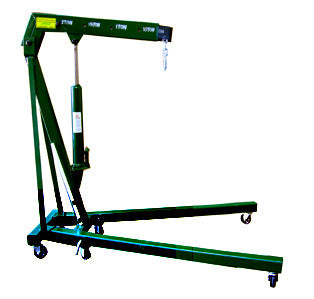 Jackco - 68999A 2 Ton Folding Shop Crane - Free Shipping