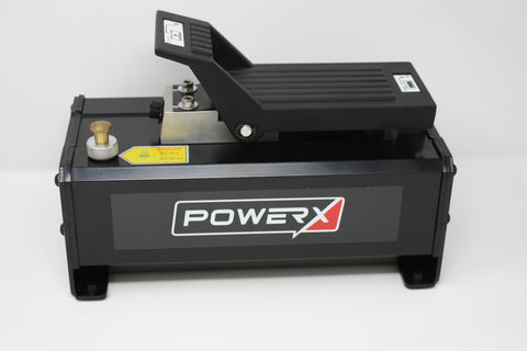 Power X PA6-98 Air Hydraulic Pump - Free Shipping